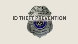 ID theft prevention image